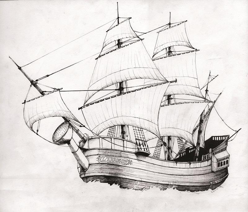 Arrosoir bateau 2015