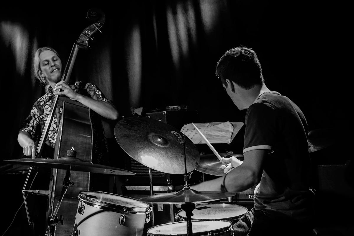 atelier jazz arrosoir @ Méderic Roquesalane