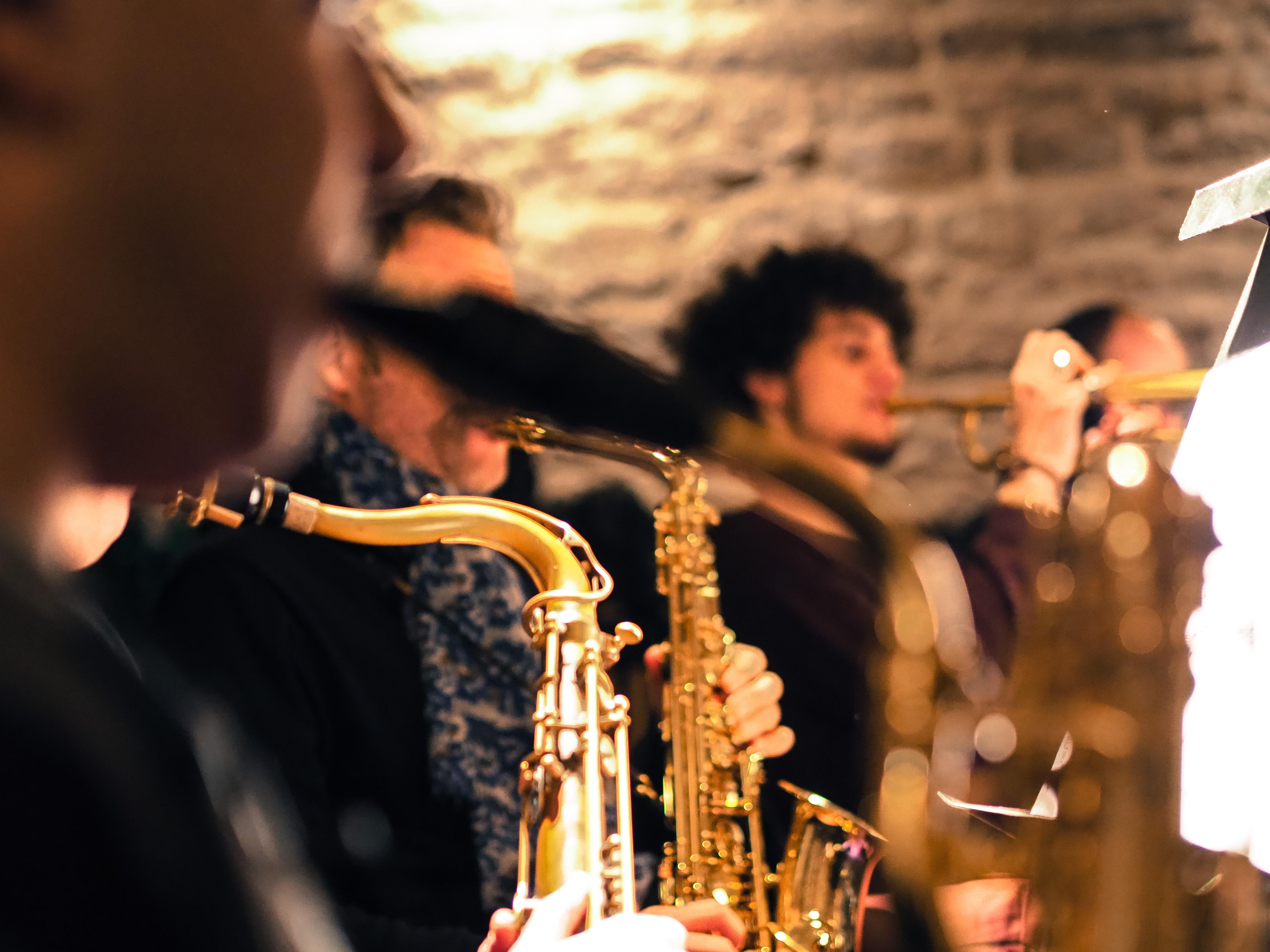 CRR jazz @Médéric Roquesalane